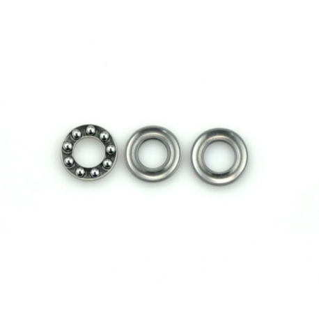 COJINETE AXIAL 5x10mm 966/747. SERPENT 1377