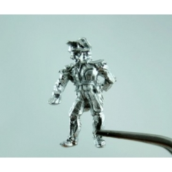 FIGURA OFICIAL EN METAL 22mm. AMATI 8000
