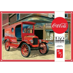 AMT FORD MODEL T COCA COLA 1923 1/25. AMT1024/12