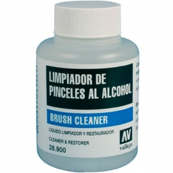 "LIMPIADOR PINCELES ""BRUSH CLEANER"" 85ml. VALLEJO 28900"