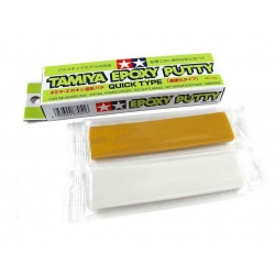 EPOXI PUTTY QUICK TYPE. TAMIYA 87051