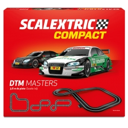 DTM MASTERS. SCALEXTRIC COMPACT C10267S500