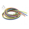 CABLE SILICONA 20AWG ROJO/NEGRO. PN RACING 700220